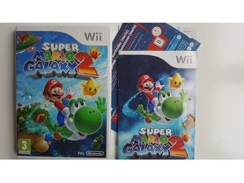 Super Mario Galaxy 2 -  Wii / WiiU