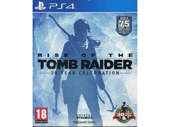 "PS4-spel ""Rise of the Tomb Raider"" - special edition"