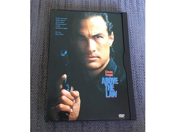 Above the Law / DVD R1 / Steven Seagal / Sharon Stone