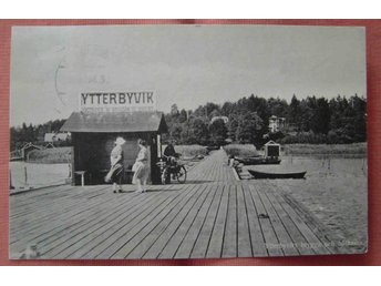 Vaxholm saljer vattentorn