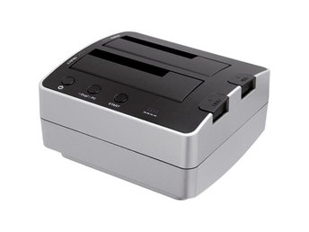 "Freecom Hard Drive Dock Duplicator 3½""/2½"""