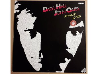 DARYL HALL JOHN OATES - Private Eyes - LP - 1981