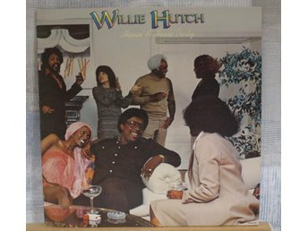 WILLIE HUTCH :: HAVIN`A HOUSE PARTY (LP) US Orig