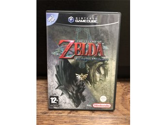 The Legend of Zelda Twilight Princess - Gamecube