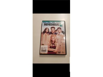 DVD  Bad neighbours 2  Zac Efron  Seth Rogen