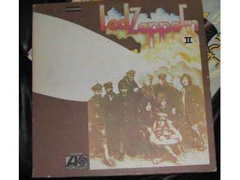 "led zeppelin LP ""2"""
