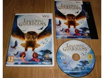 Wii: Legend of the Guardians the Owls of Ga hoole