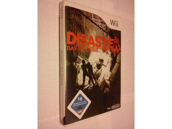 Wii: Disaster - Day of Crisis
