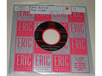 Buzz Clifford / Hot butter 45a Baby sittin´ boogie / Popcorn