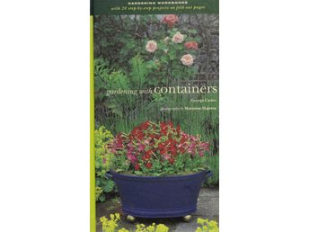 Gardening with containers, George Carter (Eng)