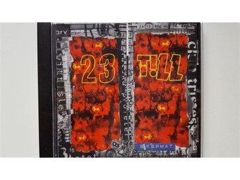 23 TILL – SKÅPMAT CD 1994 Nyskick! - Stockholm - 23 TILL – SKÅPMAT CD 1994 Nyskick! - Stockholm