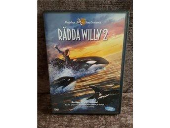 Rädda Willy 2 DVD - Luleå - Rädda Willy 2 DVD - Luleå