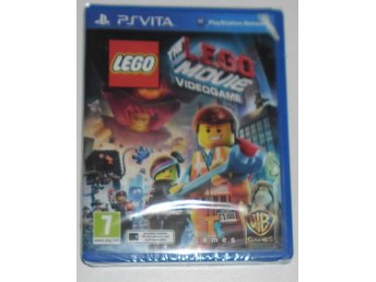 PlayStation VITA: LEGO Move the Videogame NYTT