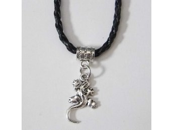 Ödla halsband / Lizard necklace