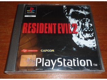 Resident Evil 2 - PS1 / Playstation 1