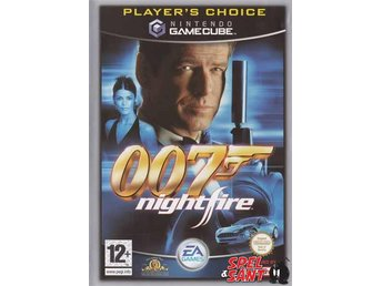 James Bond 007 Nightfire (Players Choice)