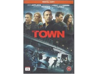 The town - Ben Affleck/Rebecca Hall - Exhyr