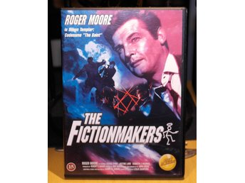 The Ficktionmakers(Roger More som Simon Templar)dvd