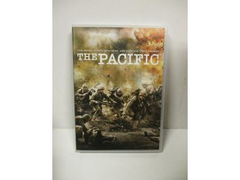The Pacific - Hela serien (6 DISK) - FINT SKICK!