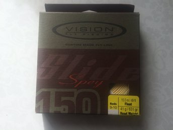 2-Hands klump   Vision Spey   9/10