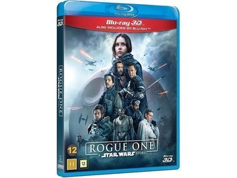 Star Wars / Rogue One 3D (Blu-ray 3D + Blu-ray)