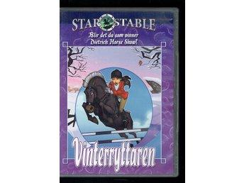 Pc-spel - Starstable / Star Stable - Vinterryttaren - Tungelsta - Pc-spel - Starstable / Star Stable - Vinterryttaren Fint skick, några få ytliga repor på skivan som ej påverkar, pyttelite slitage på fodralet. OBS!! Kolla skräpposten då många mail dessvärre hamnar där. Jag sampackar om du köper fl - Tungelsta