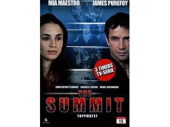 The summit (Norskt omslag) (2 DVD) Ord Pris 99 kr SALE