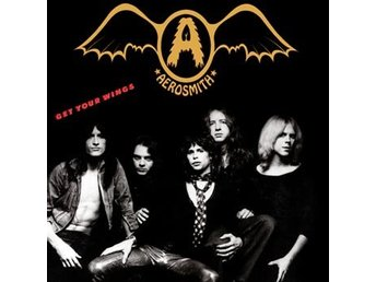 Aerosmith: Get your wings 1974 (Rem) (CD)