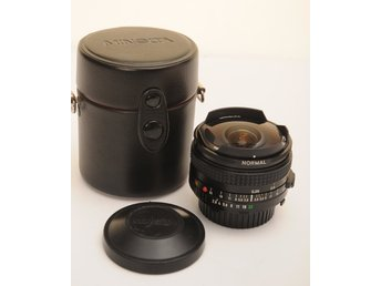 Minolta MD 16/2,8 Fish-Eye