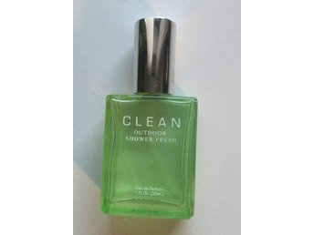 CLEAN OUTDOOR SHOWER FRESH - Eau de Perfum