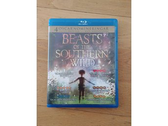 Beasts of the Southern Wild (Quvenzhané Wallis) 2012 - Blu-Ray