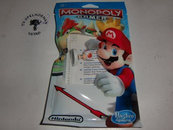 Nintendo monopoly gamer Power Pack TOAD