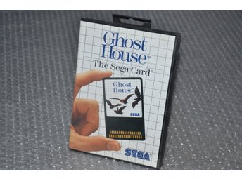 Ghost House - Sega Master System - Card version!