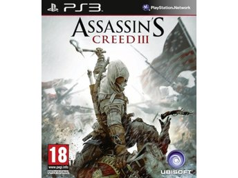 Assassins Creed III - Playstation 3