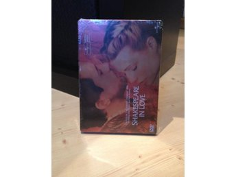 Shakespeare in Love (Steelbook) INPLASTAD