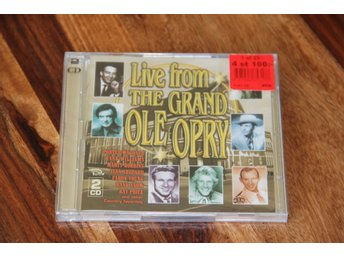 Various ‎– Live From The Grand Ole Opry