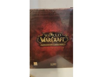 World of Warcraft - Mists of Pandaria - Collector's Edition - Nytt