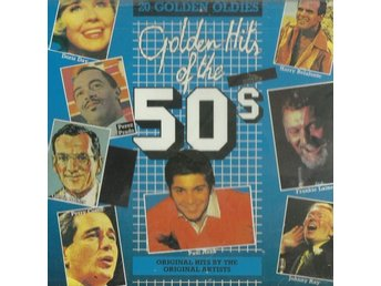 Golden Hits Of The 50s CD