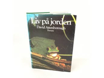 Libet på jorden David Attenborough ISBN 9137072161