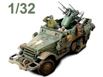 M16 Multiple Gun Motor Carriage ...... skala 1/32