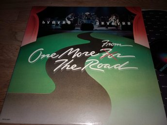 Lynyrd Skynyrd - One more from the road 2LP