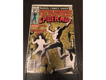 The Spectacular Spider-man #20 FN-VF