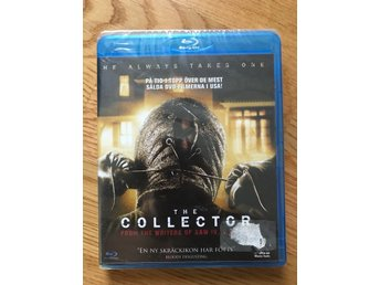 The Collector (blu-ray) ***INPLASTAD***