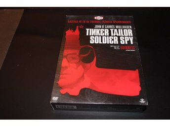 DVD-box: Tinker Tailor Soldier Spy (Alec Guiness) - (3 disc)