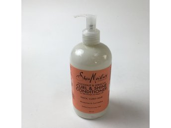 Shea Moisture, Balsam, Strl: 379 ml, Curl & Shine Conditioner