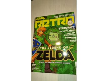 Level Retro  - 2011 48 Sidor Om The Legend of Zelda