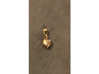 Nye Guldhjärta guld 750 (339350069) ᐈ Köp på Tradera XF-85