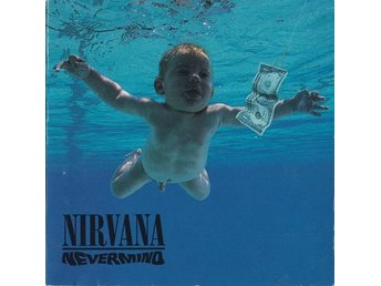 "NIRVANA  CD  ""Nevermind"""