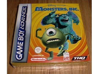 GBA: Monsters Inc. (ny)