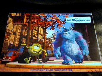 MONSTERS  INC Disney  ÅR 2001    FOTO    6